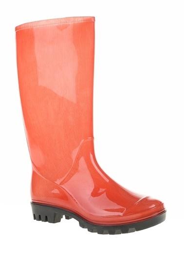 David Jones Yağmur Çizmesi Kırmızı